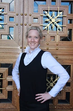 Aina Stenersen, 6. kandidat for Oslo FrP.